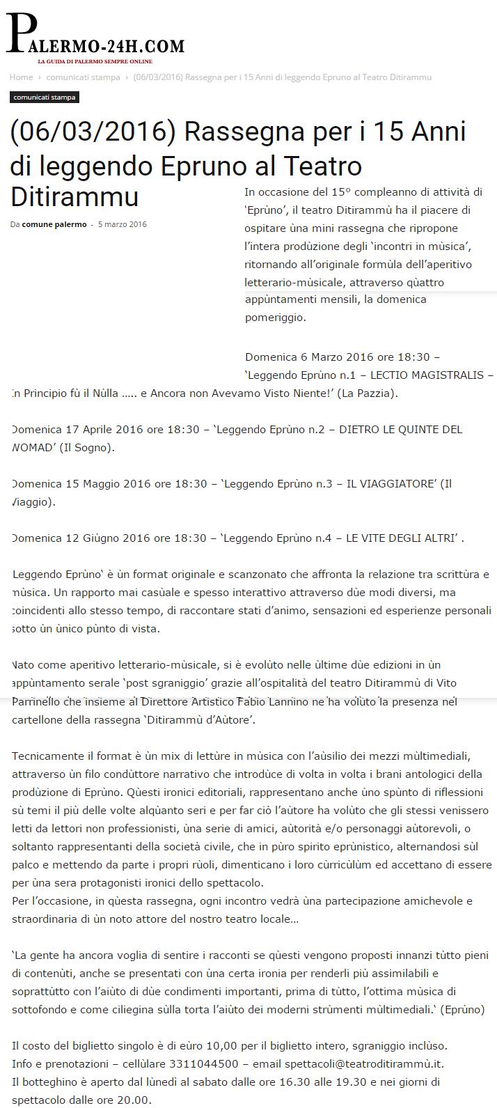 Palermo-24h.com
